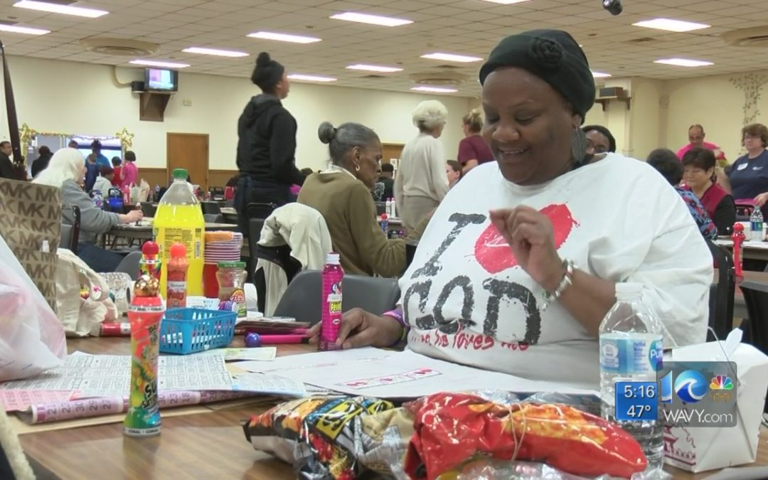 Giving Back with Bingo Fundraiser