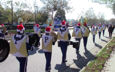 Phoebus' Phenomenal Parade Performance